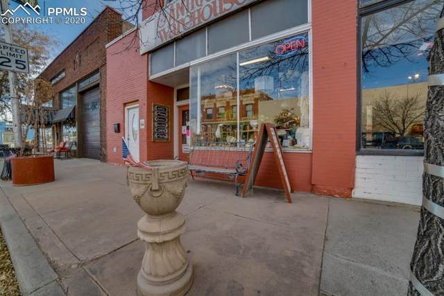 124 E Main Street, Florence, CO 81226 (#8803667) :: The Artisan Group at Keller Williams Premier Realty