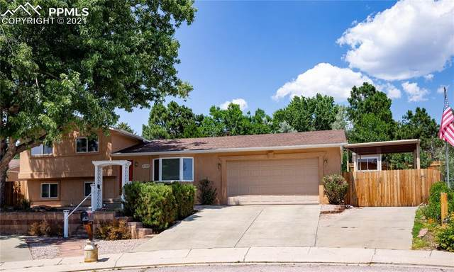 3325 Mira Loma Court, Colorado Springs, CO 80918 (#8803984) :: Tommy Daly Home Team