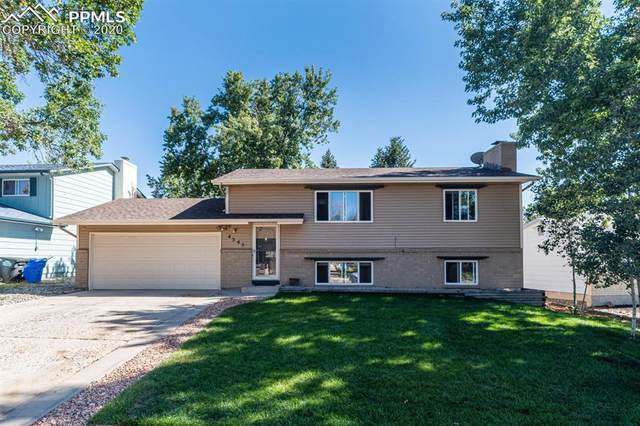 4545 Whimsical Drive, Colorado Springs, CO 80917 (#8804488) :: Finch & Gable Real Estate Co.