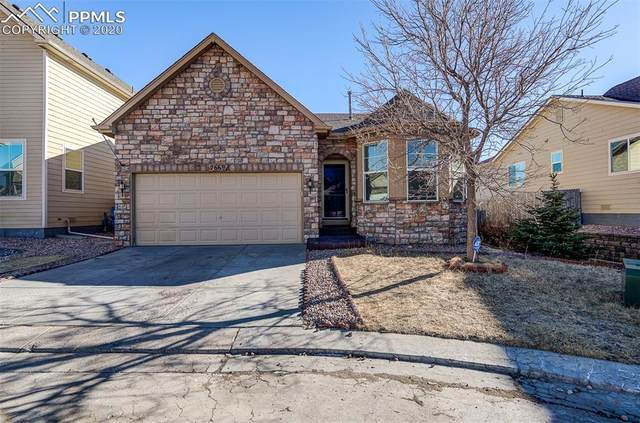 7669 Bierstadt Heights, Peyton, CO 80831 (#8806134) :: Action Team Realty