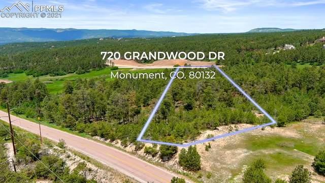 720 Grandwood Drive, Monument, CO 80132 (#8807552) :: The Treasure Davis Team | eXp Realty