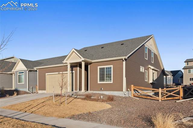 8674 Tranquil Knoll Lane, Colorado Springs, CO 80927 (#8809065) :: 8z Real Estate
