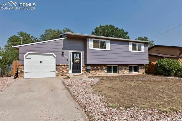 1543 Southmoor Drive, Fountain, CO 80817 (#8809484) :: Tommy Daly Home Team