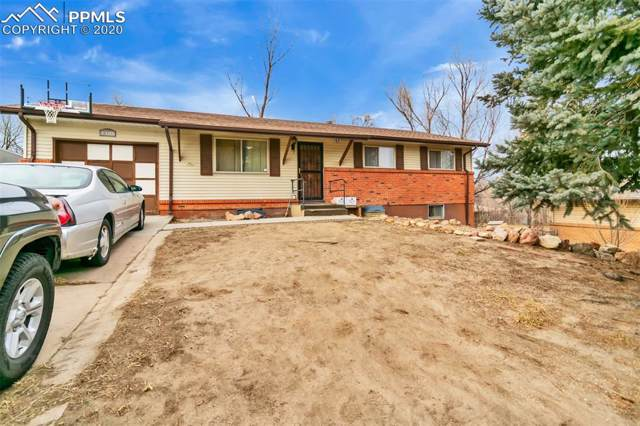 1310 Royale Drive, Colorado Springs, CO 80910 (#8810138) :: The Daniels Team