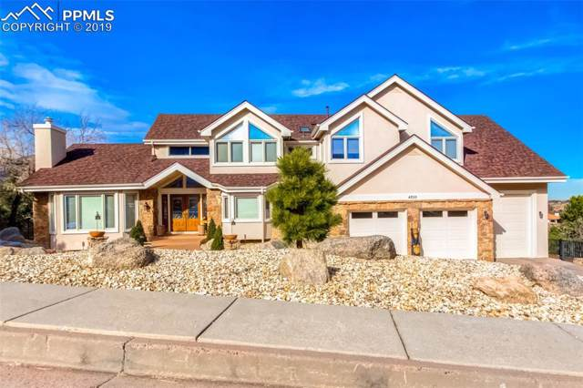 4255 Regency Drive, Colorado Springs, CO 80906 (#8810467) :: The Daniels Team