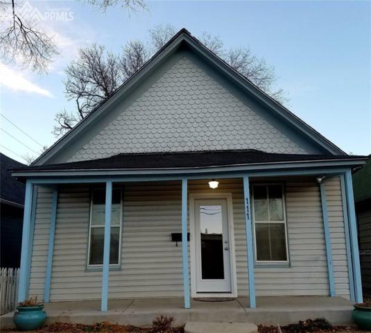 111 S 23Rd Street, Colorado Springs, CO 80904 (#8811986) :: RE/MAX Advantage