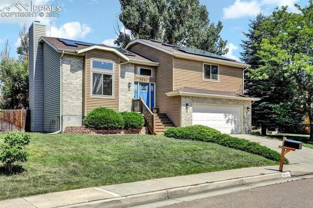 3824 Summer Breeze Drive, Colorado Springs, CO 80918 (#8813551) :: The Treasure Davis Team | eXp Realty