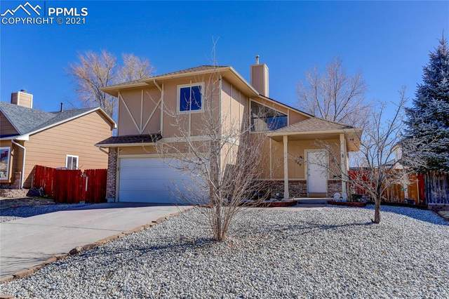 540 Dix Circle, Colorado Springs, CO 80911 (#8815156) :: Re/Max Structure