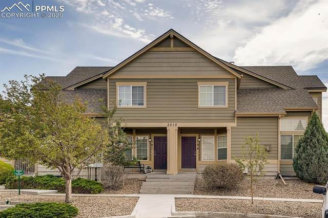 2215 Cutters Circle #103, Castle Rock, CO 80108 (#8815991) :: Tommy Daly Home Team