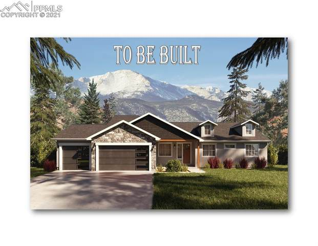 16578 Winsome Way, Colorado Springs, CO 80908 (#8818868) :: Tommy Daly Home Team