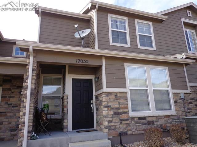 17035 Blue Mist Grove, Monument, CO 80132 (#8822475) :: Colorado Home Finder Realty