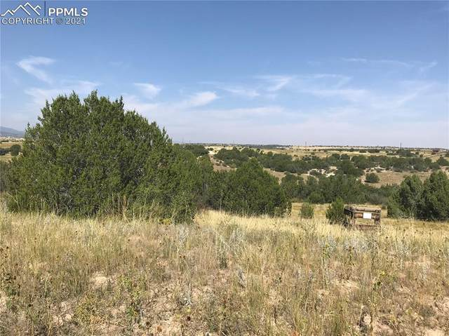 Lot 18 Butte Creek Drive, Colorado City, CO 81019 (#8822918) :: The Gold Medal Team with RE/MAX Properties, Inc