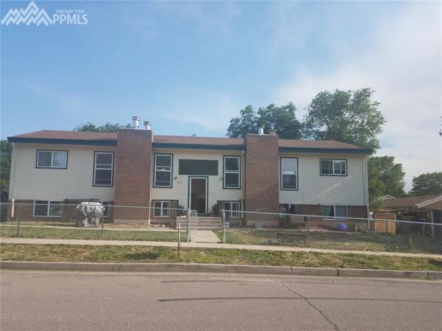 4311 Dewey Drive, Colorado Springs, CO 80916 (#8825594) :: Fisk Team, RE/MAX Properties, Inc.