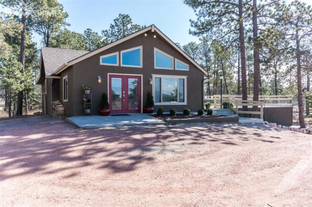 13335 Black Forest Road, Colorado Springs, CO 80908 (#8825632) :: Action Team Realty