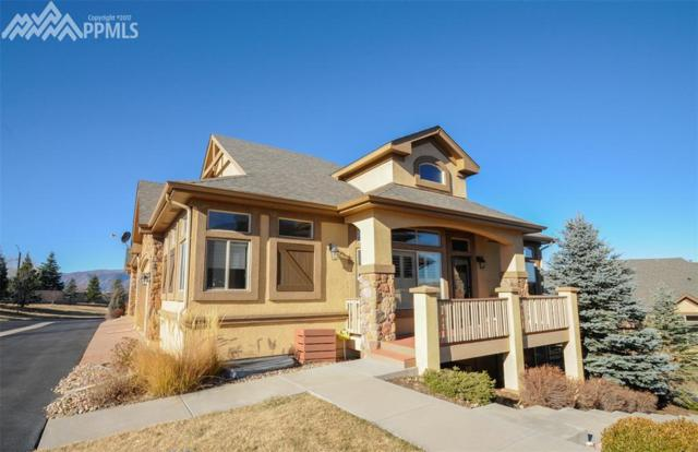 9611 Carriage Creek Point, Colorado Springs, CO 80920 (#8825898) :: The Hunstiger Team