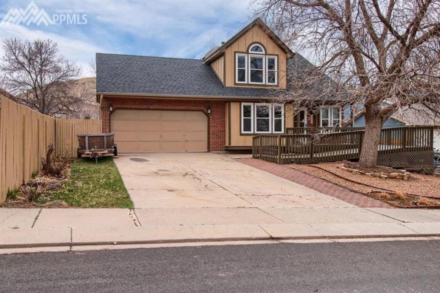 2470 Silent Rain Drive, Colorado Springs, CO 80919 (#8826067) :: Action Team Realty