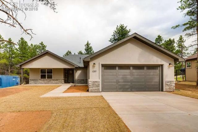 1311 Firestone Drive, Woodland Park, CO 80863 (#8826939) :: Fisk Team, RE/MAX Properties, Inc.