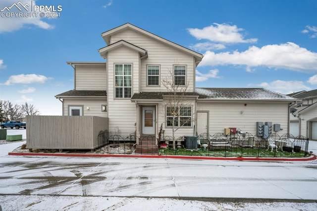 645 Yuma Loop #209, Kiowa, CO 80117 (#8827542) :: Finch & Gable Real Estate Co.