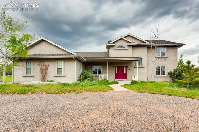 18470 Sloan Lane, Monument, CO 80132 (#8828387) :: Tommy Daly Home Team