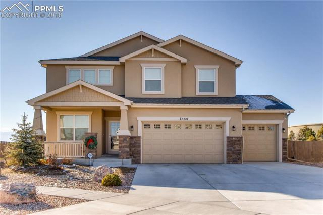 5149 Castlewood Canyon Court, Colorado Springs, CO 80924 (#8830061) :: 8z Real Estate