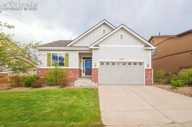 6724 Monterey Pine Loop, Colorado Springs, CO 80927 (#8830378) :: The Treasure Davis Team