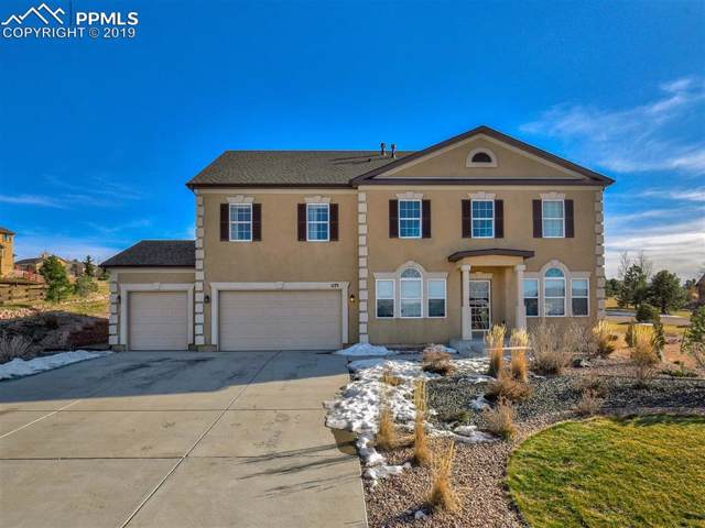 1175 Woodmoor Acres Drive, Monument, CO 80132 (#8830880) :: Action Team Realty
