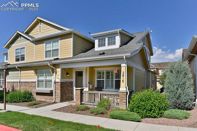 2818 Lewis Meadows View, Colorado Springs, CO 80907 (#8833203) :: Finch & Gable Real Estate Co.