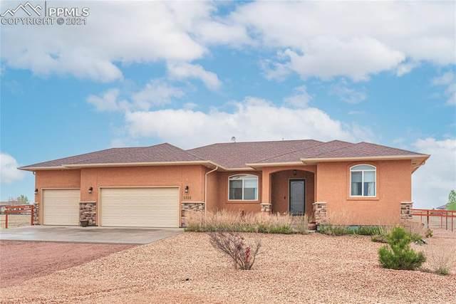 1325 W Alta Hacienda Drive, Pueblo West, CO 81007 (#8833498) :: Fisk Team, RE/MAX Properties, Inc.