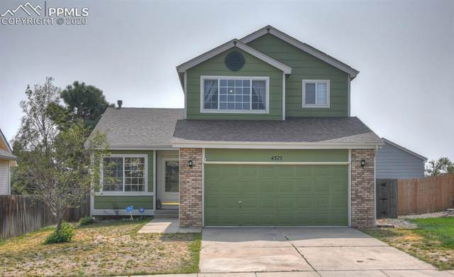 4375 Basswood Drive, Colorado Springs, CO 80920 (#8838626) :: Finch & Gable Real Estate Co.