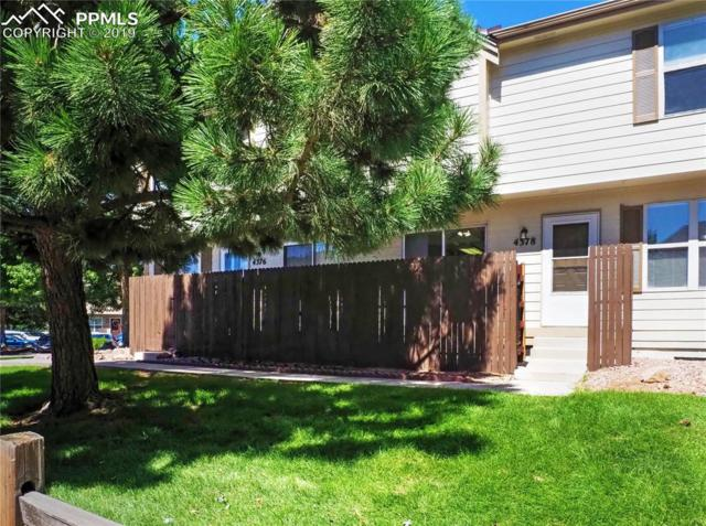 4378 Hawks Lookout Lane, Colorado Springs, CO 80916 (#8839777) :: Tommy Daly Home Team