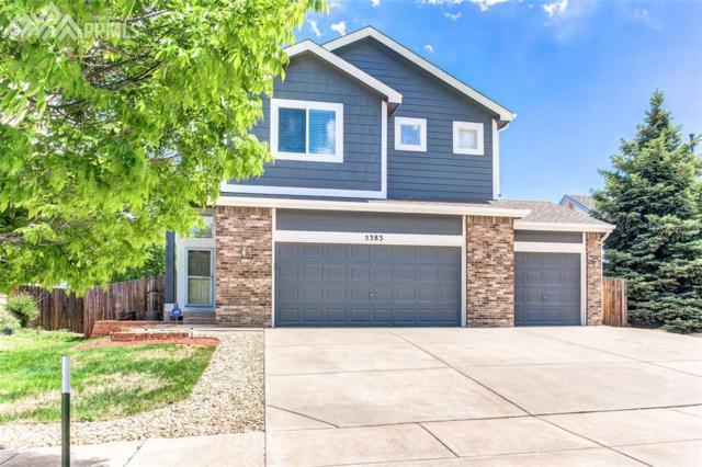 5383 Gentle Wind Road, Colorado Springs, CO 80922 (#8841713) :: Jason Daniels & Associates at RE/MAX Millennium
