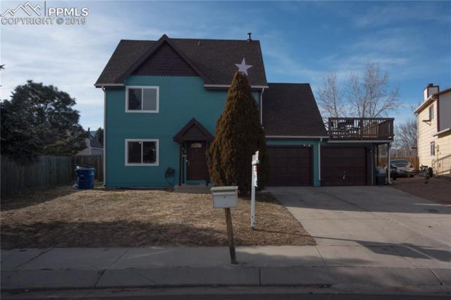 3396 Foxridge Drive, Colorado Springs, CO 80916 (#8843469) :: The Hunstiger Team
