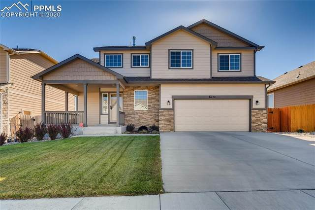 6275 San Mateo Drive, Colorado Springs, CO 80911 (#8843701) :: The Harling Team @ Homesmart Realty Group