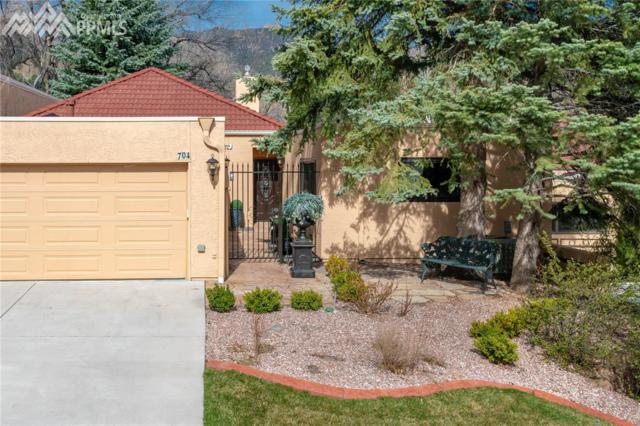 704 Count Pourtales Drive, Colorado Springs, CO 80906 (#8845079) :: The Hunstiger Team
