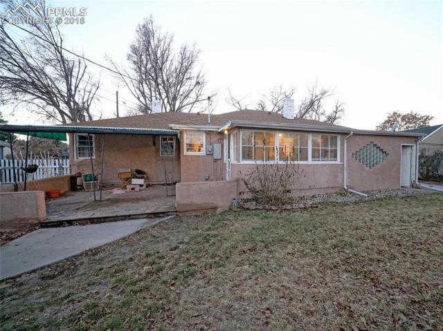 917 Security Avenue, Pueblo, CO 81004 (#8845840) :: Jason Daniels & Associates at RE/MAX Millennium