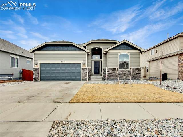 10233 Boulder Ridge Drive, Peyton, CO 80831 (#8849327) :: Tommy Daly Home Team