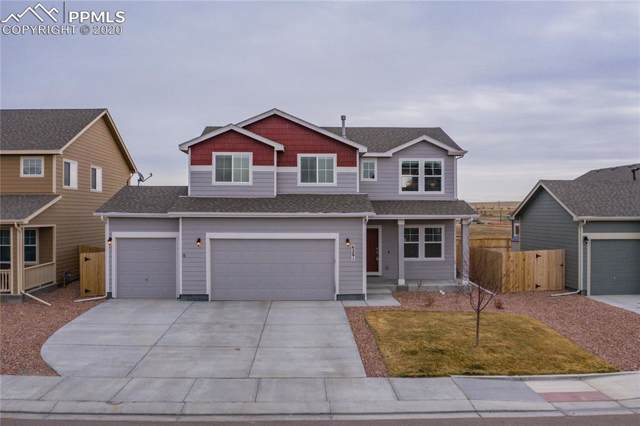 6201 Decker Drive, Colorado Springs, CO 80925 (#8849734) :: Tommy Daly Home Team