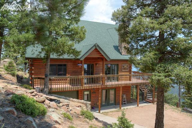 6880 Eagle Mountain Road, Manitou Springs, CO 80829 (#8850693) :: Action Team Realty