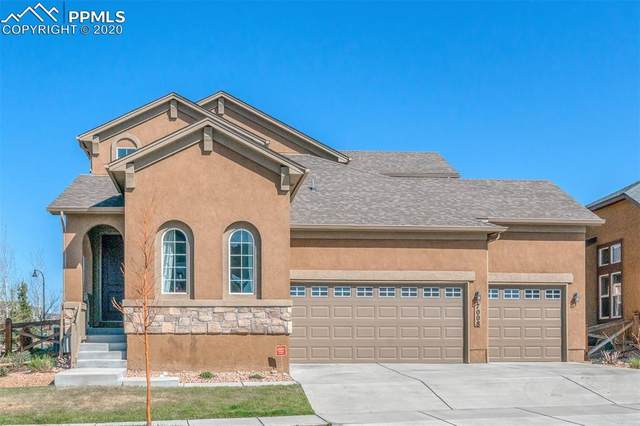 7008 Jagged Rock Circle, Colorado Springs, CO 80927 (#8852147) :: Tommy Daly Home Team