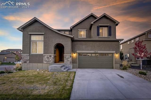 5812 Cubbage Drive, Colorado Springs, CO 80924 (#8855458) :: 8z Real Estate