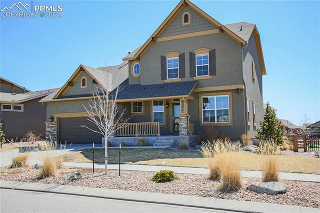 5571 Wolf Village Drive, Colorado Springs, CO 80924 (#8856411) :: The Cutting Edge, Realtors