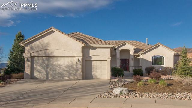 2415 Regal View Court, Colorado Springs, CO 80919 (#8859328) :: The Kibler Group