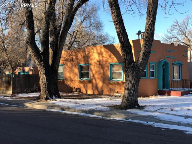 1119 E Platte Avenue, Colorado Springs, CO 80903 (#8859866) :: The Hunstiger Team