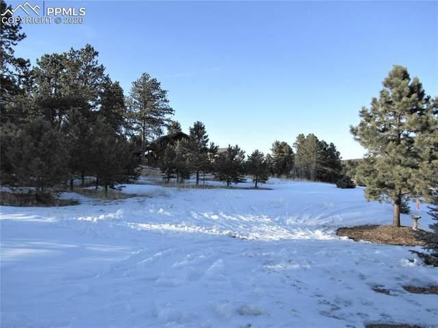 1210 Woodland Valley Ranch Drive, Woodland Park, CO 80863 (#8864152) :: The Treasure Davis Team