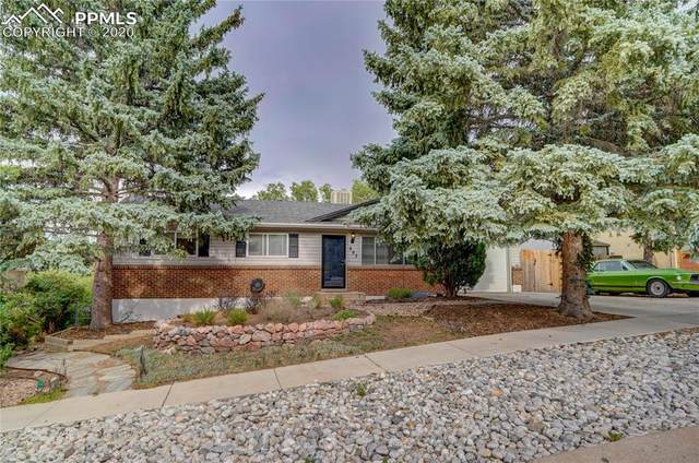805 Paradise Lane, Colorado Springs, CO 80904 (#8864545) :: Compass Colorado Realty