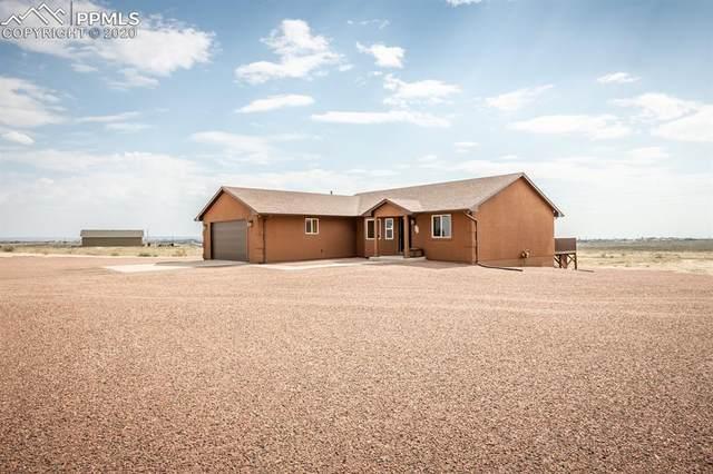 838 E Heron Drive, Pueblo West, CO 81007 (#8867300) :: Colorado Home Finder Realty