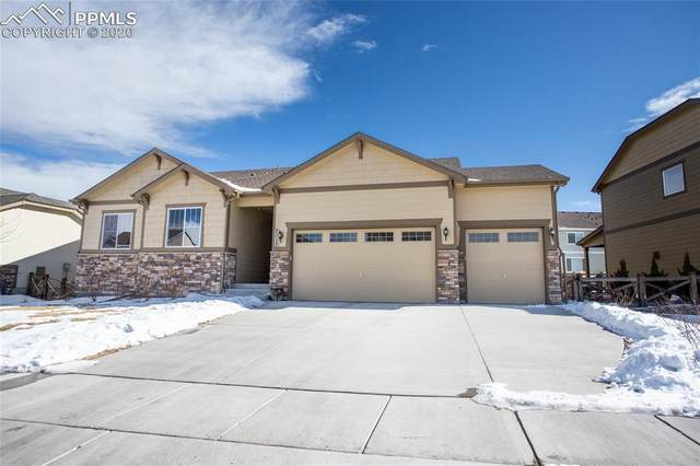 7115 Mountain Spruce Drive, Colorado Springs, CO 80927 (#8867967) :: Action Team Realty