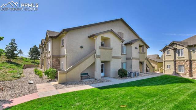 4345 Golden Glow View #102, Colorado Springs, CO 80922 (#8868483) :: CC Signature Group
