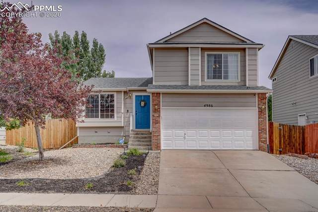 4986 Hawk Meadow Drive, Colorado Springs, CO 80916 (#8871904) :: Tommy Daly Home Team