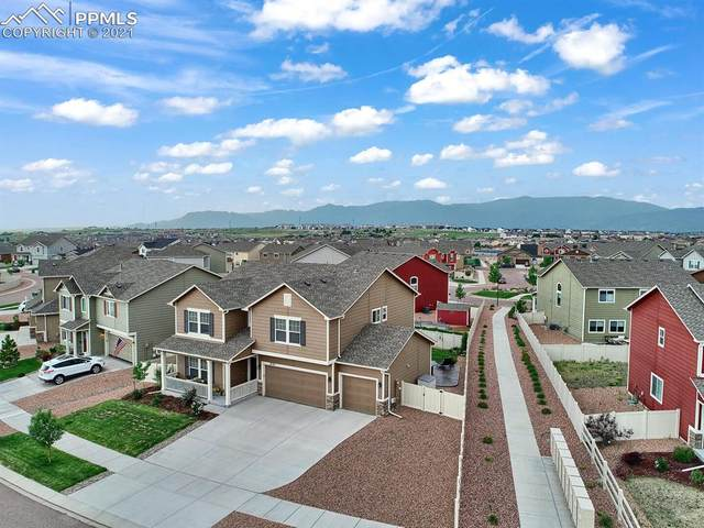 8791 Dry Needle Place, Colorado Springs, CO 80908 (#8879152) :: Action Team Realty